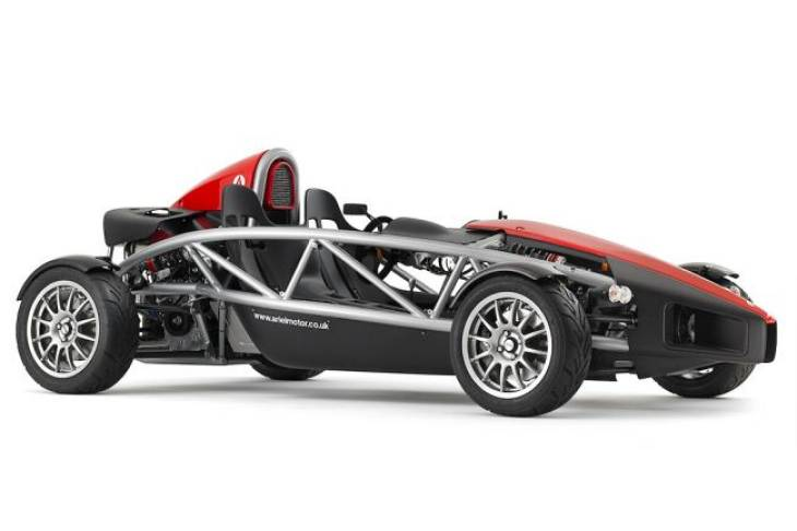 Ariel Atom 3S spec options and price