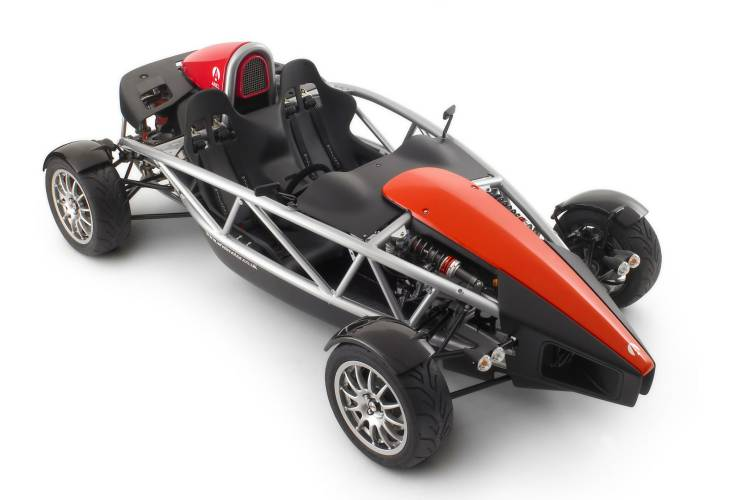 Ariel Atom 3S spec options