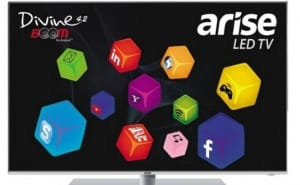 Arise LED Android TV starting price in India