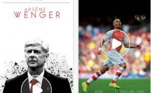 Arsenal Matchday Programme app update improves support