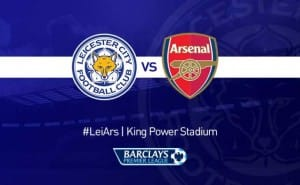 Arsenal vs. Leicester score today with Sky Sports Live update
