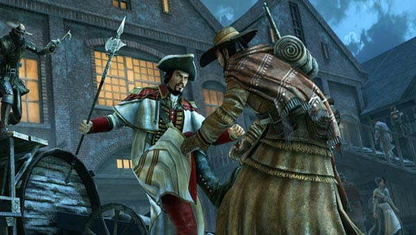 Assassin's Creed 3 gameplay in visual review