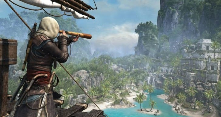 Assassin's Creed 4 720p or 900p on Xbox One