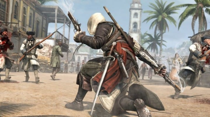 Assassin's Creed 4: Black Flag UK hands-on hours away