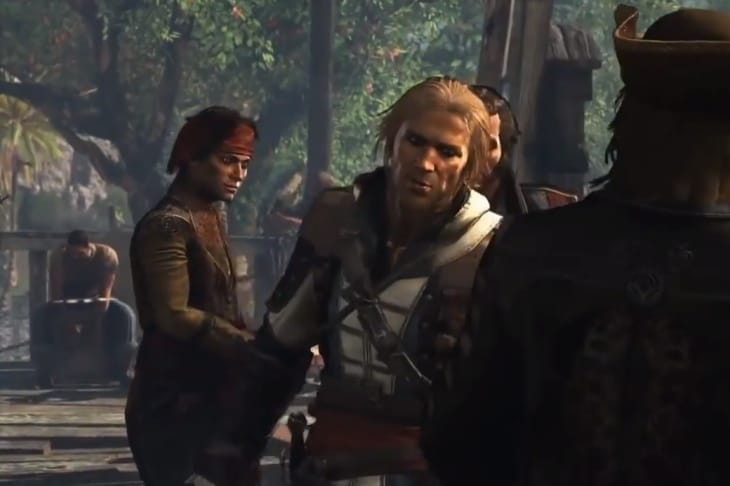 Assassin's Creed 4 Edward Kenway insight