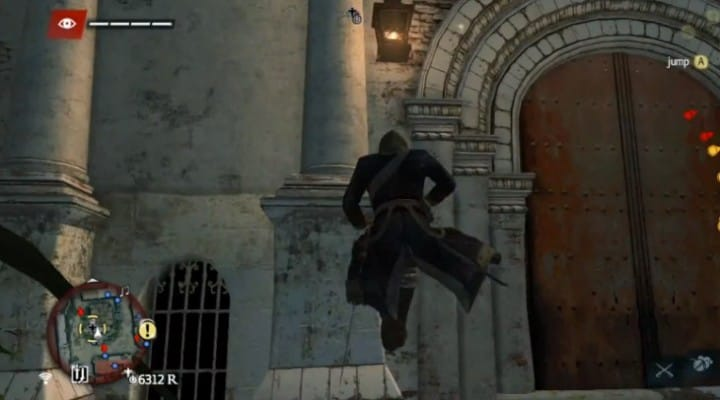 Assassin's Creed 4 Havana free roam before sequence 2