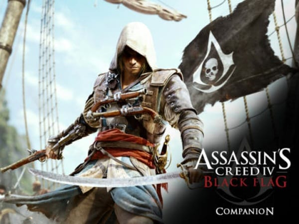 Assassin's Creed 4 companion app for iPad exposes bugs