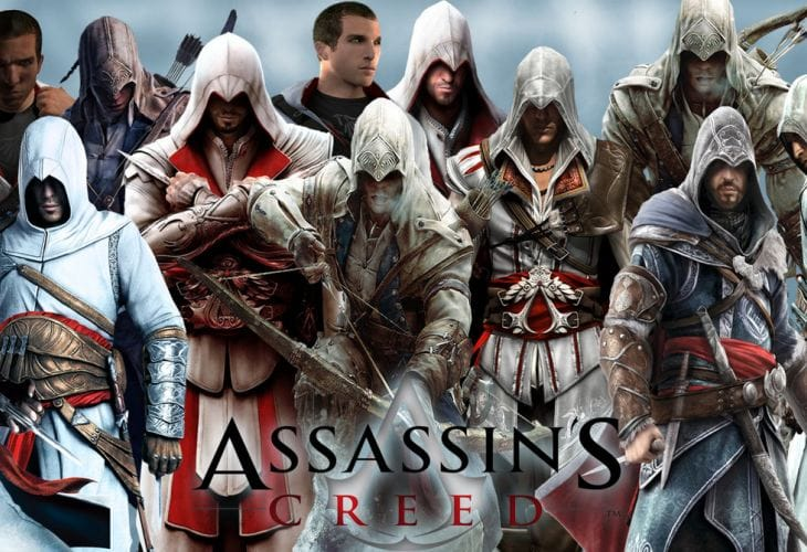 Assassin's Creed 5 location - Feudal Japan vs. Ancient Egypt