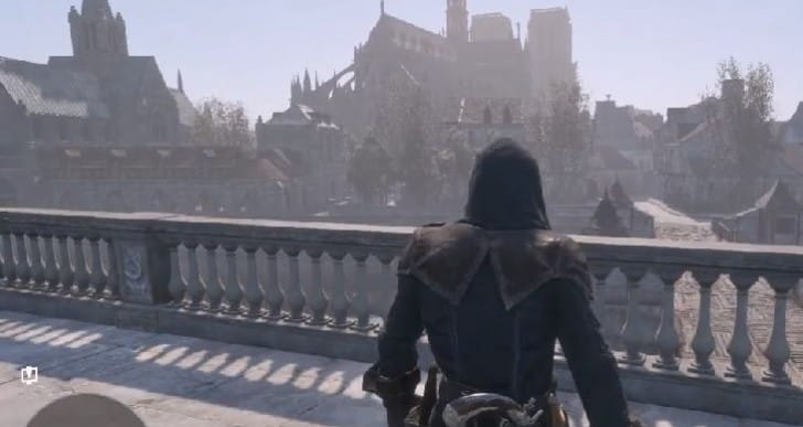 Assassin's Creed 5: Unity & Comet leaked