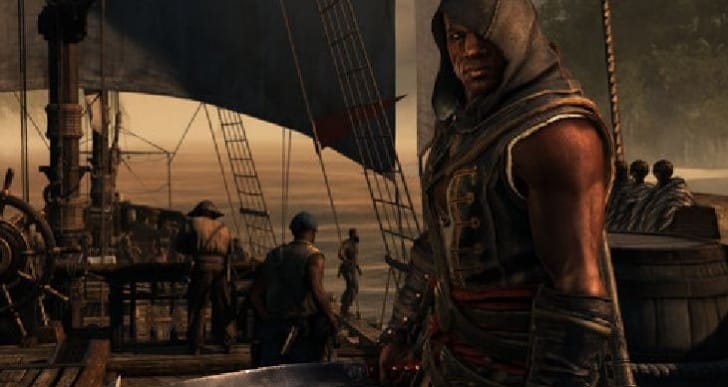 Assassin's Creed 4: Freedom Cry DLC release date revealed