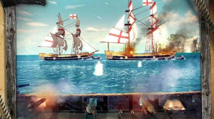 Assassin's Creed Pirates free on iOS, not Android