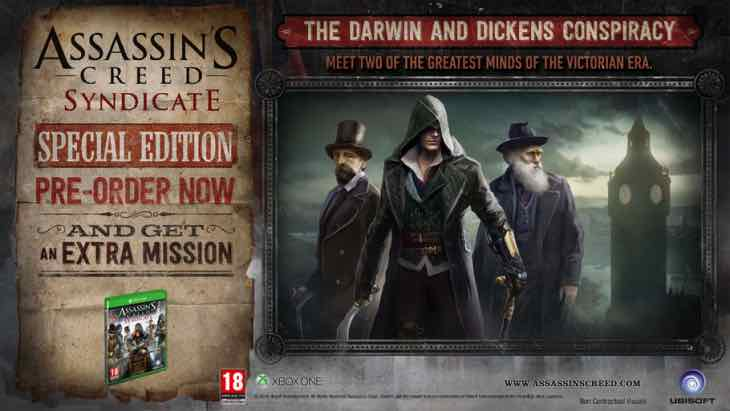 Assassin's Creed Syndicate price at Game UK