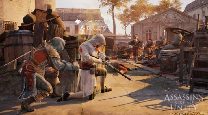 Assassin's Creed Unity 1.2.0 update for PC MIA