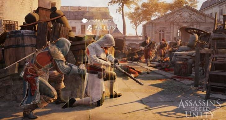 Assassin's Creed Unity crashing fix from Ubisoft