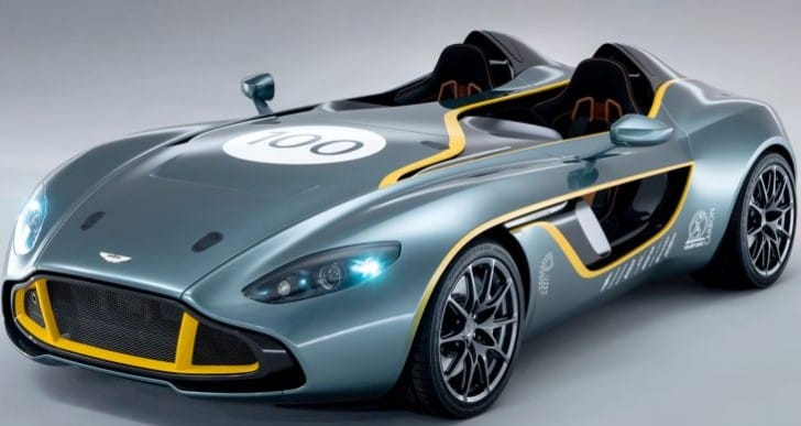 Aston Martin CC100 Speedster specs implies future releases