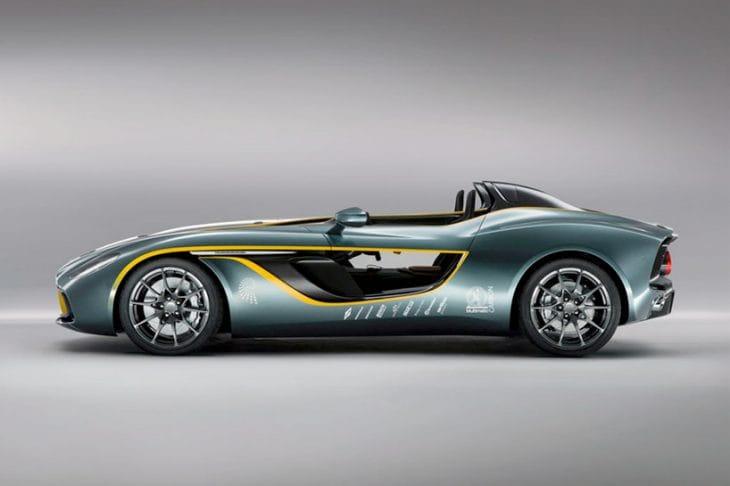 Aston Martin CC100 Speedster specs