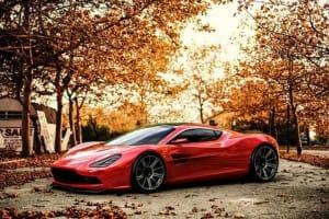 Aston Martin DBC concept 12 months on