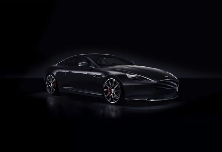 Aston Martin New York Auto Show