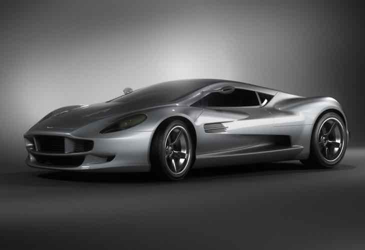 Aston Martin hypercar details