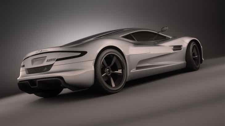 Aston Martin hypercar release