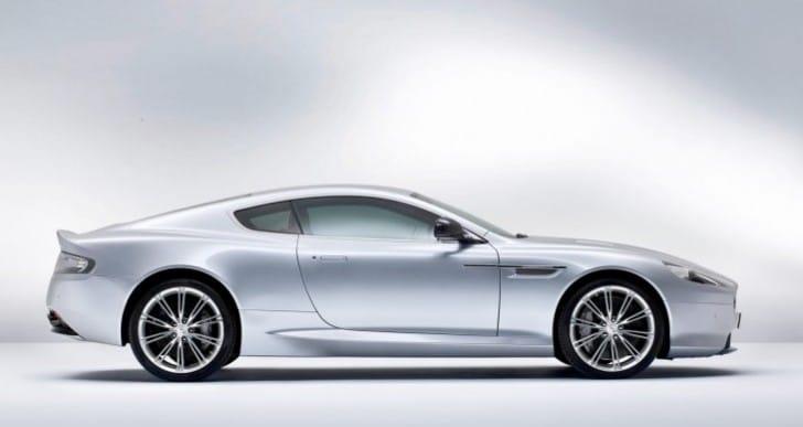 Aston Martin recalls 5 models in 2013