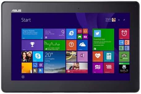 Asus HP T100TAFB1BF 10.1-inch laptop tablet