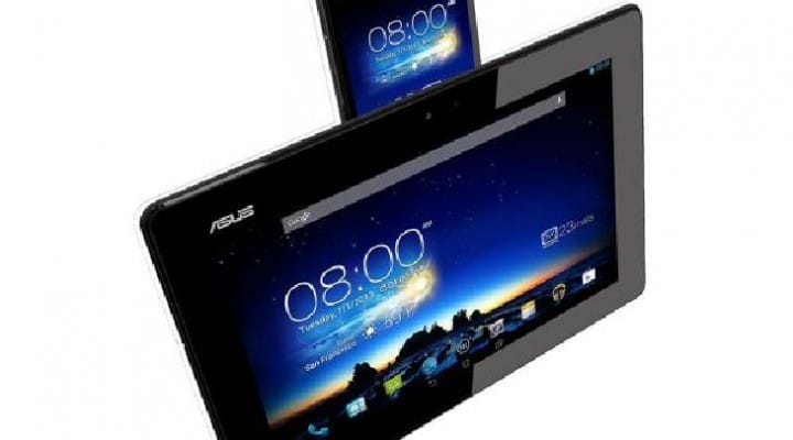 Asus PadFone Mini shakes up tablet market