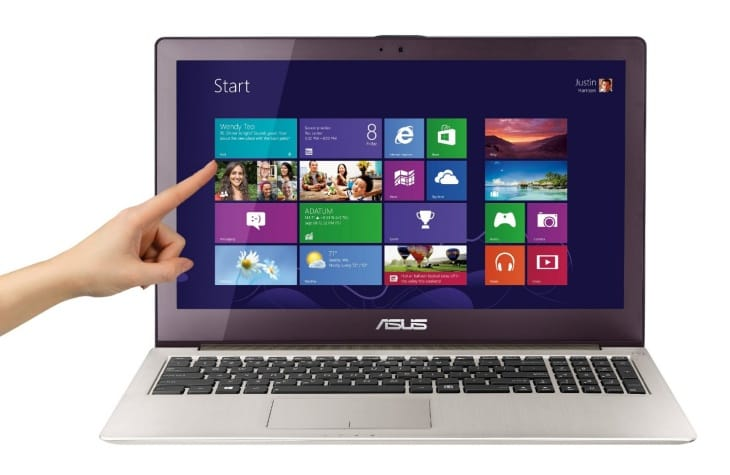The Asus S500CA-SI50305T Ultrabook is a MacBook Air/Pro wannabe