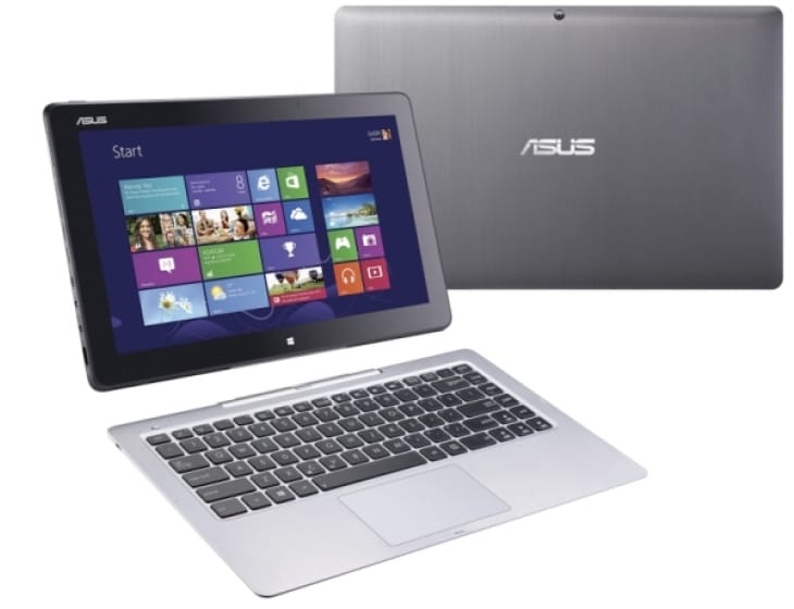 Asus Transformer T300 equals Haswell laptop and tablet