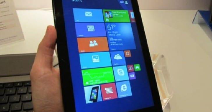 Asus VivoTab Note 8 finally released