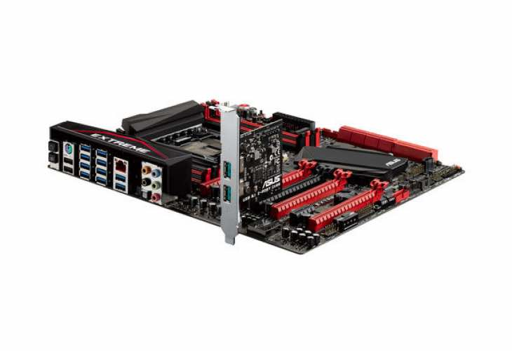 Asus motherboard refresh with USB 3.1