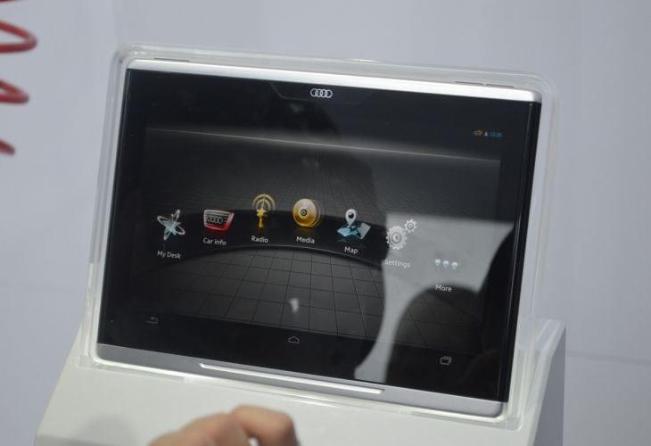 Audi 10.2-inch Smart Display