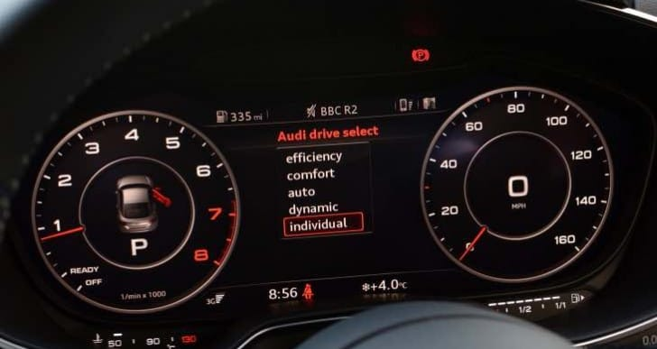 Audi A4 Virtual Cockpit coming to 2016 A3 variants