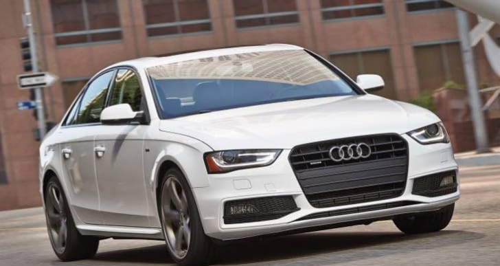 New Audi A4 Airbag recall list for October