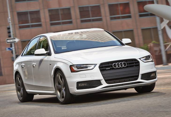 Audi A4 joins Airbag recall
