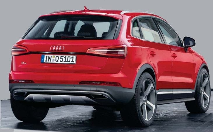 Audi Q5 budget SUV shootout