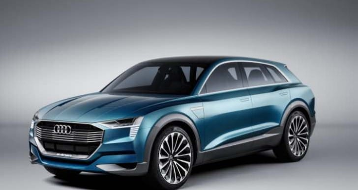 Audi Q2 crossover debut next month