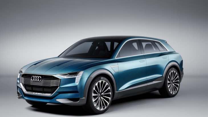 Audi Q5 concept details