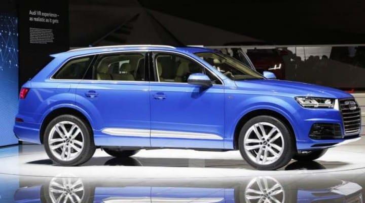 Audi Q7 e-tron Quattro MPG fuel economy figure astounds