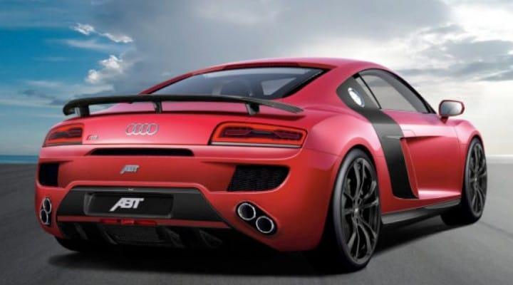 2014 Audi R8 V10 ABT vs. Plus variant – Specs not price