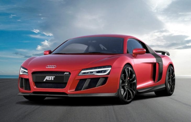 Audi R8 V10 ABT vs. Plus variant – Specs not price