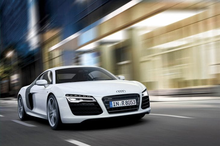 Audi R8 V10 ABT vs. Plus variant