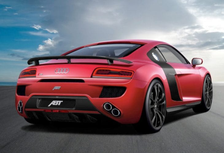 2014 Audi R8 V10 ABT vs. Plus variant – Specs not price