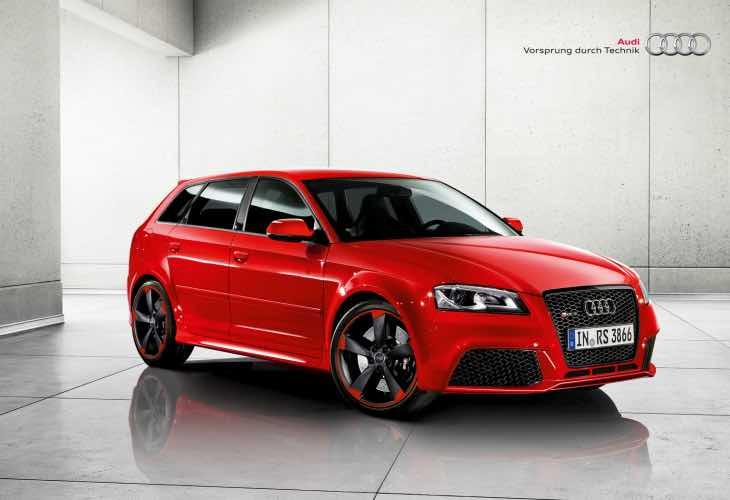 Audi RS3 Geneva 2015