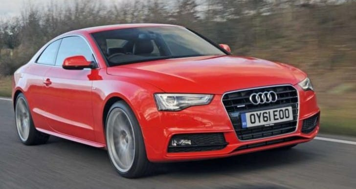Audi Ultra range revealed with A4, A4 Avant and A5 coupe