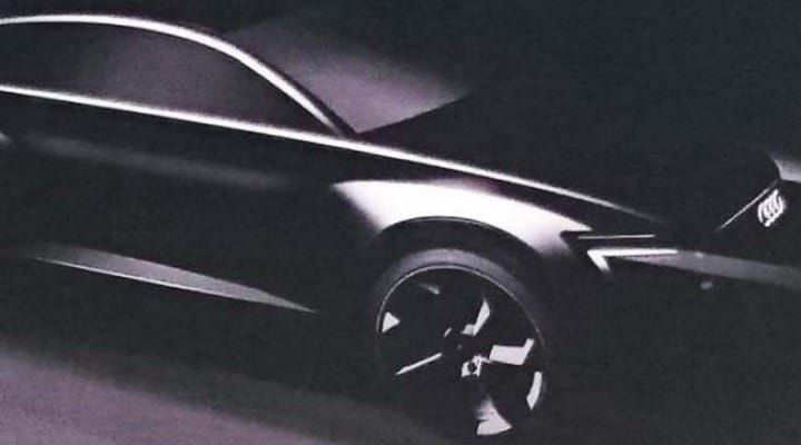 Audi all-electric SUV to counter Tesla Model X