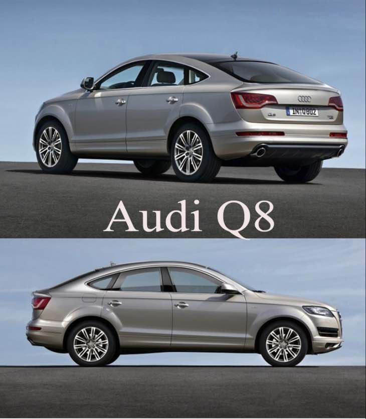 Audo Q8 production