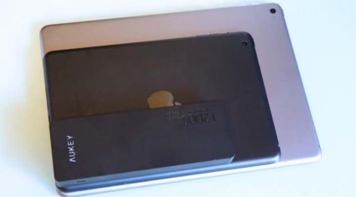 Aukey PB-N28 doubles iPad Air battery life cheaply