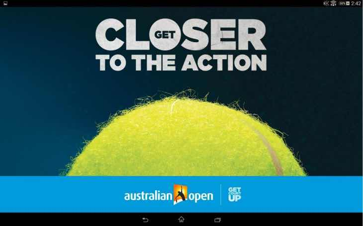 Australian Open 2015 schedule