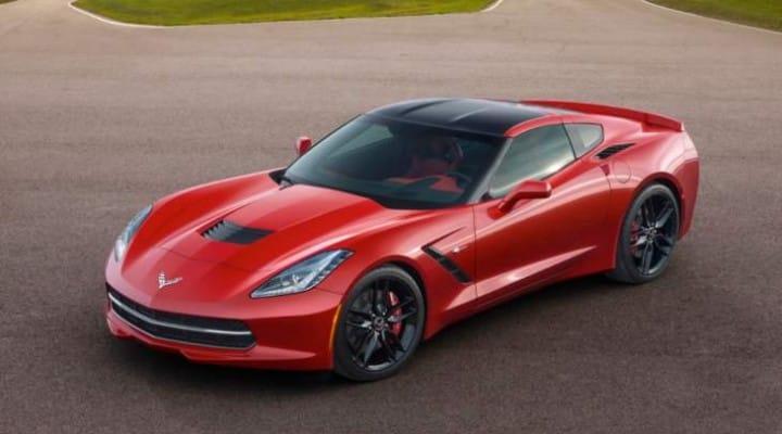 Anticipating 2014 Corvette C7 Stingray assembly dates